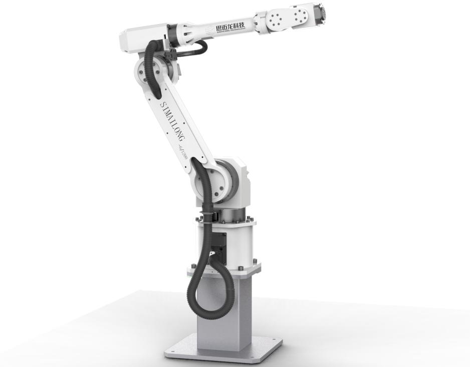 六自由度机器人