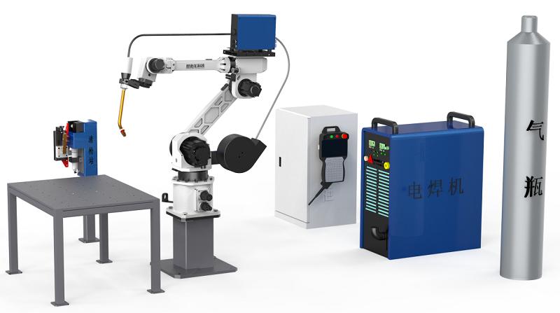 焊接机器人,上下料机器人,切割机器人